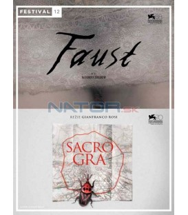 Faust & Sacro GRA (Faust & Sacro GRA) 2XDVD