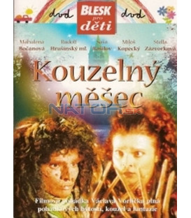Kouzelný měšec DVD
