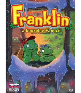 Franklin a kouzelné Vánoce (Franklins Magic Christmas) DVD