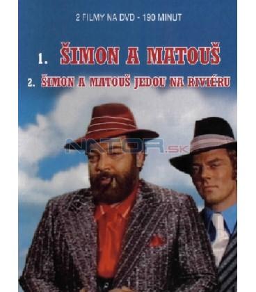 Šimon a Matouš + Šimon a Matouš jedou na Riviéru DVD