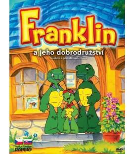 FRANKLIN A JEHO DOBRODRUŽSTVÍ DVD