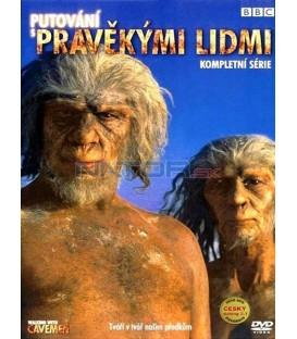 Putování s pravěkými lidmi (Walking with Cavemen) DVD