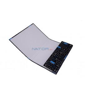 Desky na školní sešity A4 Technic