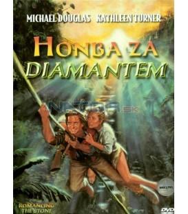 Honba za Diamantem (Romancing The Stone) DVD