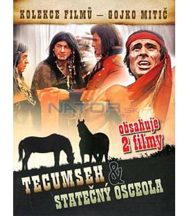 Tecumseh + Statečný Osceola (Tecumseh+Osceola) DVD