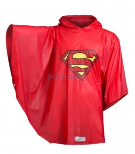 Pláštěnka pončo Superman – ORIGINAL