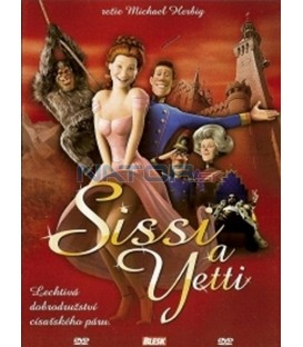 Sissi a Yetti (Lissi und der wilde Kaiser) DVD
