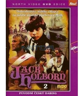 Jack Holborn 2 (Jack Holborn 2) DVD
