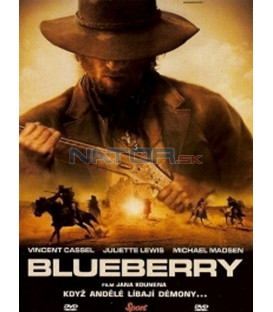 Blueberry (Blueberry) DVD