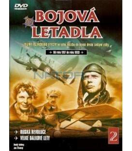 Bojová letadla 2 (La Revolución Rusa / Los Grandes Raids) DVD