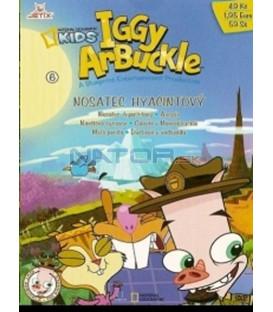 Iggy Arbuckle - DVD 6 - Nosatec hyacintový (Iggy Arbuckle) DVD