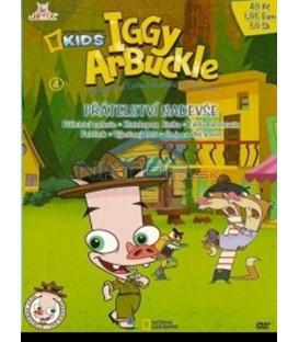 Iggy Arbuckle - DVD 4 - Přátelství nadevše (ggy Arbuckle) DVD