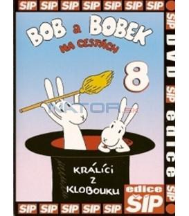 Bob a Bobek 8 - králíci z klobouku: Na cestách DVD