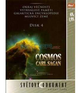 Carl Sagan: Cosmos - DISK 4 (Carl Sagan: Cosmos) DVD