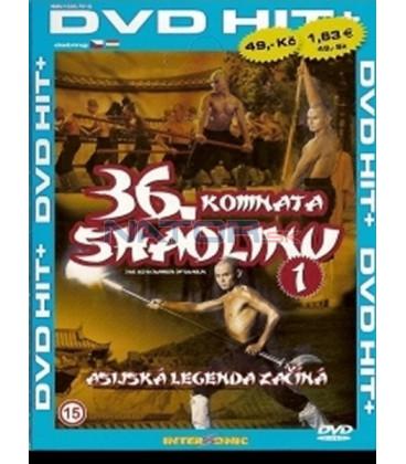 36. Komnata Shaolinu (36th Chamber of Shaolin) DVD