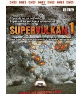 Supervulkán 1 (Supervolcano) DVD