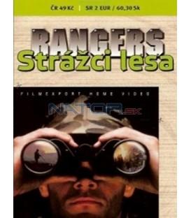 Rangers - strážci lesa (Rangers - Cops in the Woods) DVD