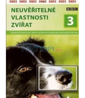 Neuvěřitelné vlastnosti zvířat 3 (Supernatural) DVD