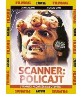 Scanner: Policajt (Scanner Cop) DVD