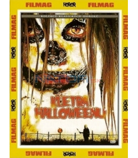 Kletba Halloweenu DVD (jack-o´-lantern / Jack O´Lantern) DVD