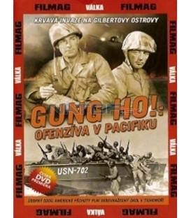 Gung Ho!: Ofenzíva v Pacifiku DVD (Gung Ho!: The Story of Carlsons Makin Island Raiders)