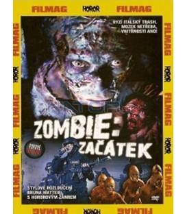 Zombie: Začátek DVD (Zombies: The Beginning)