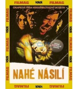 Nahé násilí DVD (Naked Violence)
