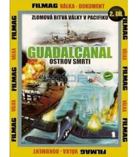 Guadalcanal: ostrov smrti 2.díl DVD  (Guadalcanal Diary)