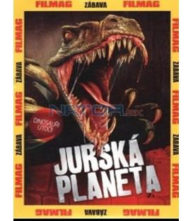 Jurská planeta DVD (Voyage to the Prehistoric Planet)