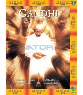 Gándhí (Gandhi) DVD