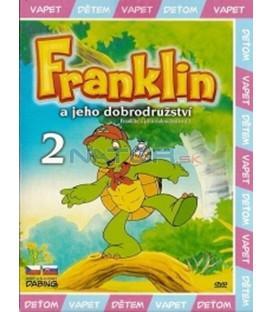 Franklin a jeho dobrodružství 2 DVD