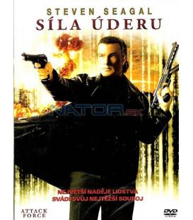 Síla Úderu (Attack Force) DVD
