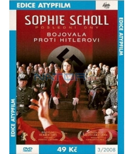 Sophie Scholl - Poslední dny (Sophie Scholl - Die letzten Tage) DVD