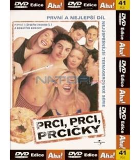 Prci, Prci, Prcičky (American Pie) DVD
