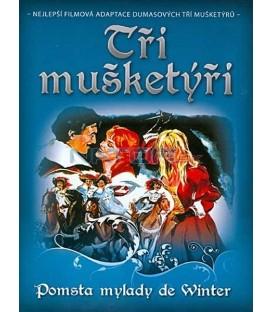 Tři mušketýři: Pomsta Milady de Winter(TLes rois mousquetaires: La vengeance de Milady)