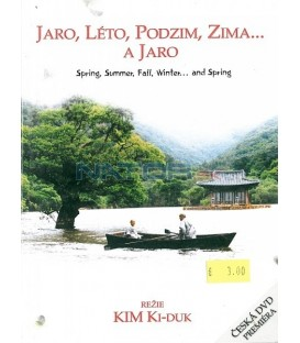 Jaro, léto, podzim, zima... a jaro (Spring, Summer, Fall, Winter... and Spring) DVD
