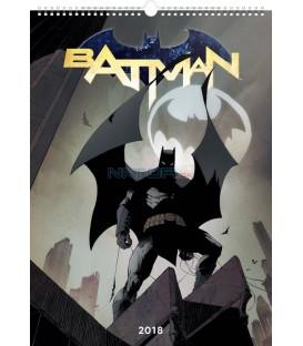 Nástěnný kalendář Batman – Plakáty 2018, 33 x 46 cm