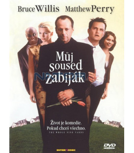 Môj Sused Zabijak (Whole Nine Yards) DVD