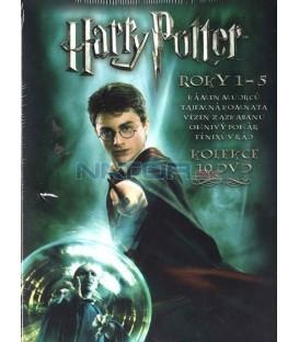 Kolekce Harryho Pottera 1-5(Harry Potter Collection 1-5 )