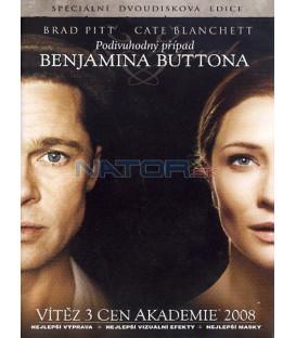 Podivuhodný případ Benjamina Buttona 2DVD (The Curious Case of Benjamin Button)