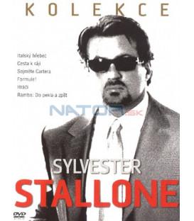 Sylvester Stallone kolekce 6DVD