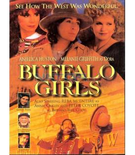 Konec Divokého Západu (Buffalo Girls) DVD