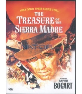 Poklad na Sierra Madre (The Treasure Of The Sierra Madre)