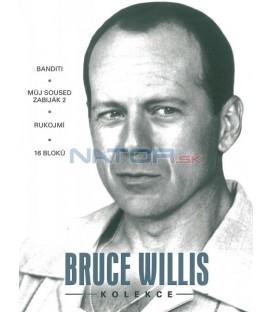 Bruce Willis kolekce 4DVD