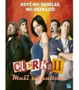 Clerks 2: Muži za pultem (Clerks II) DVD