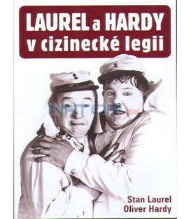 Laurel a Hardy v cizinecké legii (Flying Deuces, The) DVD