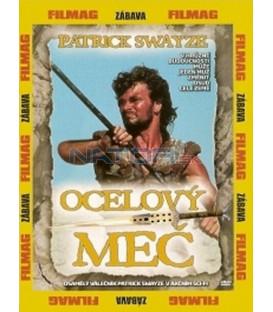 Ocelový meč (Steel Dawn) DVD