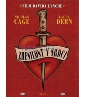 Zběsilost v srdci (Wild at Heart) DVD