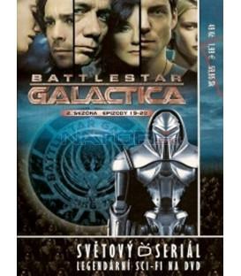 Battlestar Galactica - disk 17 - 2. sezóna, epizody 19 a 20 (Battlestar Galactica)
