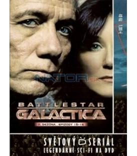 Battlestar Galactica - disk 15 - 2. sezóna, epizody 15 a 16 (Battlestar Galactica)